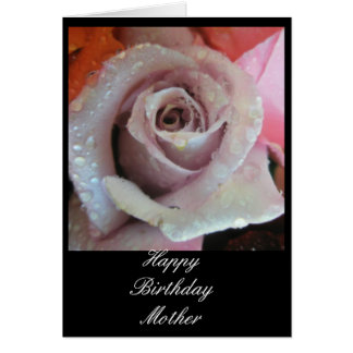 Mutter-Geburtstag Karte
