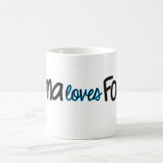 Mutter Loves Food Coffee Mug Tasse