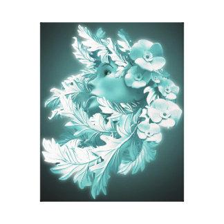 Mutter-Natur-Leinwand durch Gahr Grafiken Gespannter Galeriedruck