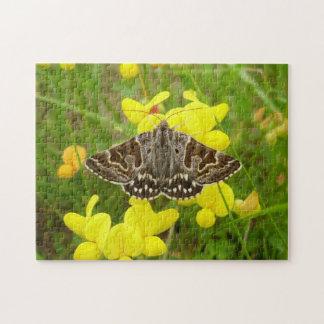 Mutter Shipton Motten-Foto-Puzzlespiel mit Puzzle