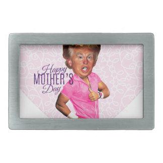 Muttertag Donald Trump Rechteckige Gürtelschnalle
