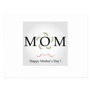 Muttertag Postkarte