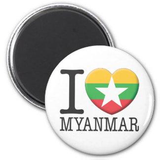 Myanmar Kühlschrankmagnet
