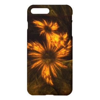 Mystique-Garten-abstrakter Kunst-Lech iPhone 7 Plus Hülle