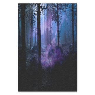 Mystische Nacht Seidenpapier