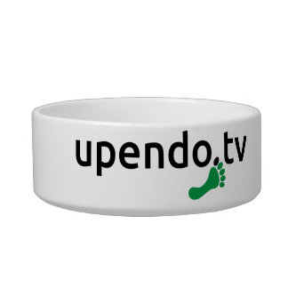 myUPENDO Katzen Fressnapf (www.upendo.tv) Katzenfutter-Napf
