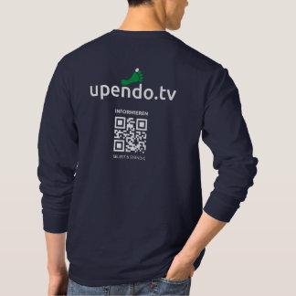 myUPENDO Langarm Shirt marineblau (www.upendo.tv)