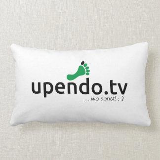myUPENDO Lendenkissen 33cm x 53cm (www.upendo.tv) Zierkissen