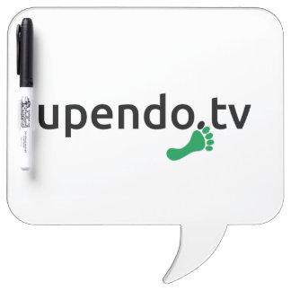 myUPENDO Memoboards (www.upendo.tv) Trockenlöschtafel