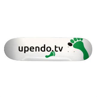 myUPENDO Skateboard (www.upendo.tv) 19,7 Cm Skateboard Deck