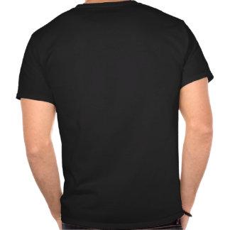 myUPENDO T-Shirt schwarz QR-Code (www.upendo.tv)