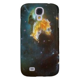 N63A Dame des nächtlichen Himmels Galaxy S4 Hülle