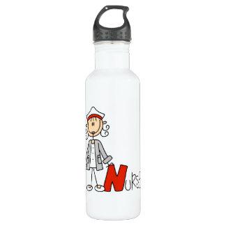 N ist für Krankenschwester Trinkflaschen