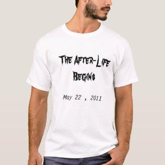 Nach dem Leben T-Shirt