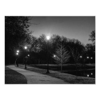 NachtStroll Kunst Photo