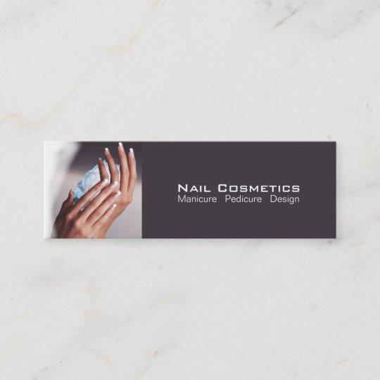 Nagel Kosmetik 1 Geschäft Profil Telefonkarte Mini