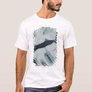 Nahaufnahme eines zahnmedizinischen Röntgenstrahls T-Shirt