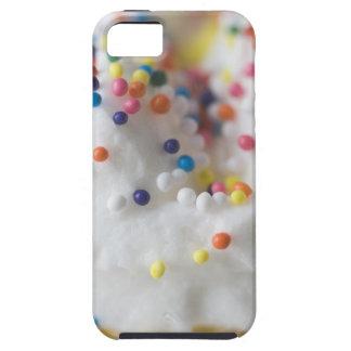 Nahaufnahme von Besprüht und Zuckerguss iPhone 5 Etuis