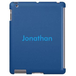 Namen von Jonathan iPad Hülle