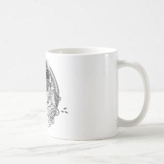 Nancys Pop-Kunst-Tasse Tasse