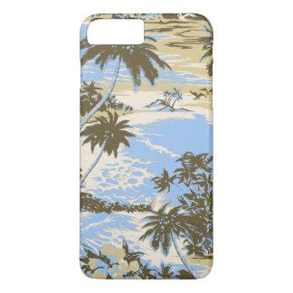 Napili Bucht-hawaiische Insel landschaftlich iPhone 8 Plus/7 Plus Hülle