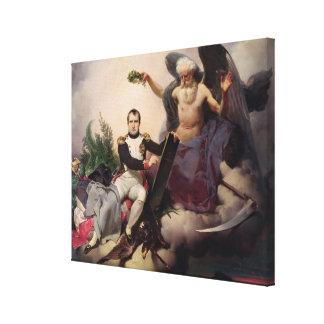 Napoleon krönte bis zum Zeit, bis 1833 Gespannte Galerie Drucke