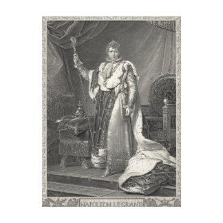 Napoleon le Grand 1805 Gespannte Galeriedrucke