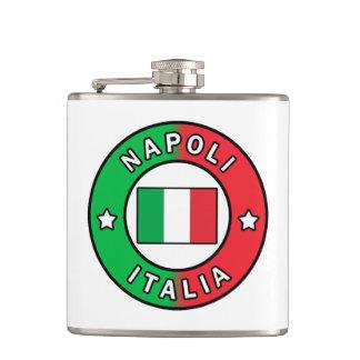 Napoli Italien Flachmann