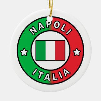 Napoli Italien Keramik Ornament