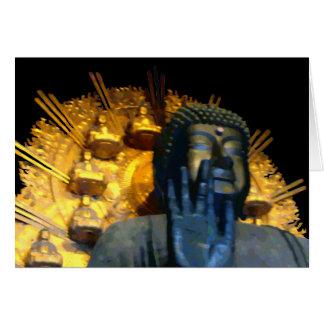 Nara Buddha/Nara Daibutsu Karte