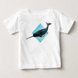 Narwhal, Einhorn des Meeres Baby T-shirt