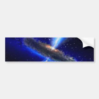 NASAs schwarzes Loch ist zum Kotzen alles Ae01f Autoaufkleber