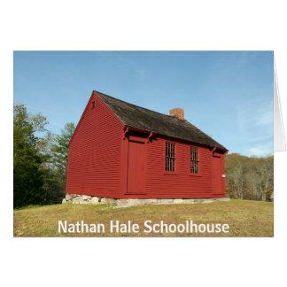 Nathan gesundes Schulhaus (OstHaddam) Karte