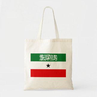 Nationale Weltflagge Somalilands Tragetasche