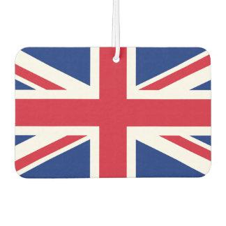 Nationale Weltflagge Vereinigten Königreichs Lufterfrischer