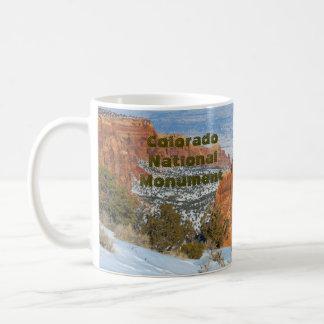 Nationales Monument Colorados Tasse