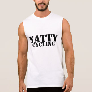 Natty Radfahren Ärmelloses Shirt