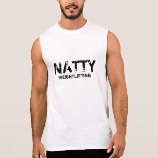 Natty Weightlifting Ärmelloses Shirt