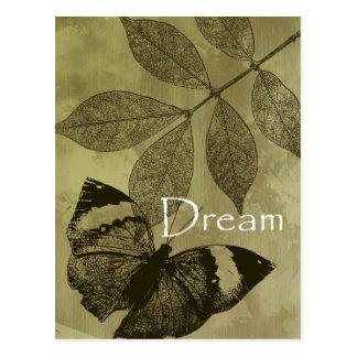 Natur-Trio-Traum Postkarte