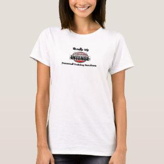 Natürlich intensive Schnur-Spitze für Frauen T-Shirt
