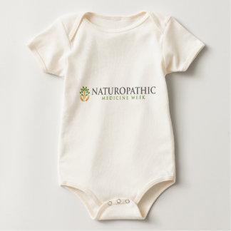 Naturopathic Medizin-Wochen-Baby-Sitz Baby Strampler