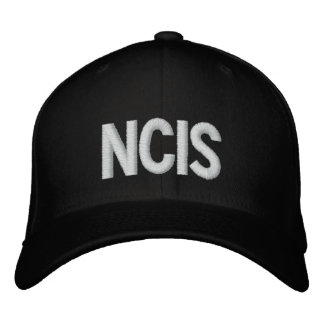 NCIS BESTICKTE KAPPE