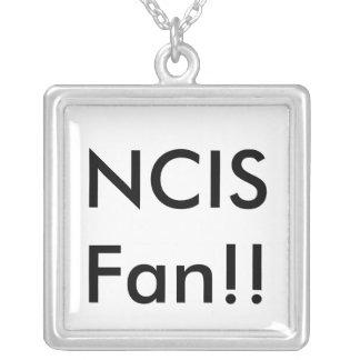 NCIS Fan!! Versilberte Kette
