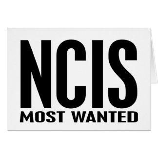 NCIS gewollt Karte