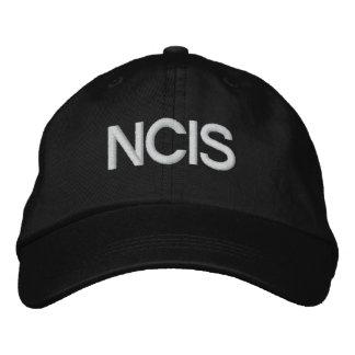 NCIS Kappe Besticktes Cap