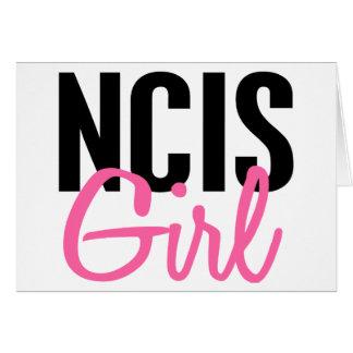 NCIS Mädchen 4 Karte