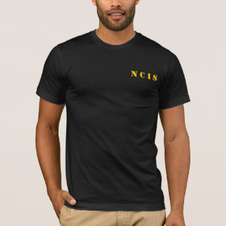 NCIS Trainings-Shirt T-Shirt