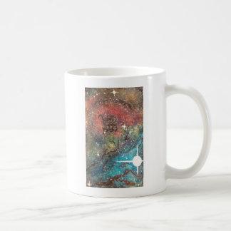 Nebelfleck Kaffeetasse