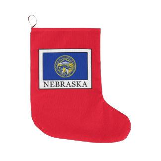 Nebraska Großer Weihnachtsstrumpf