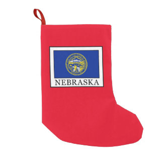 Nebraska Kleiner Weihnachtsstrumpf